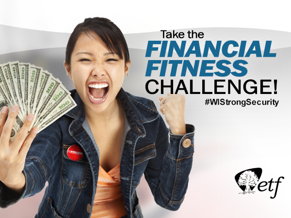 Take the financial fitness challenge