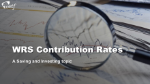 WRS Contribution Rates Title Slide