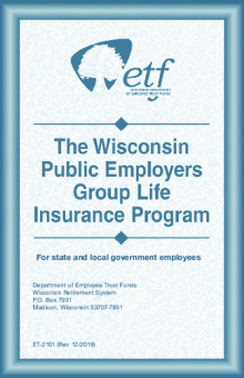 The Wisconsin Public Employers Group Life Insurance ...